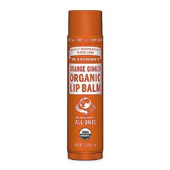 Org Orange-Ginger Lip Balm