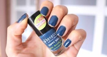 Nail Polish -Nordic Blue