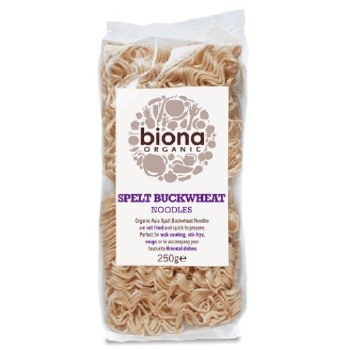 Org Spelt Buckwheat Noodles