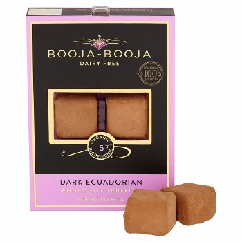 DARK ECUADORIAN CHOCOLATE TRUFFLES