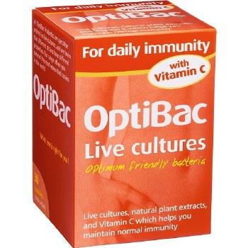 Optibac Daily Immunity