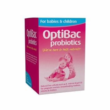 Optibac Babies & Children