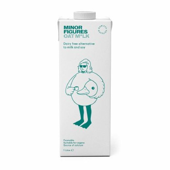 Barista Foamable Oat Milk - Minor Figures
