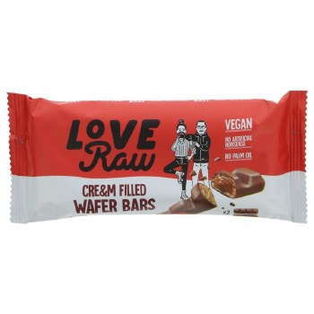 Vegan Cream Filled Wafer Bar