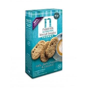 Dark Choc & Coconut Biscuit Breaks Chunky