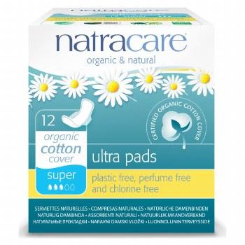 Natural Pads Super