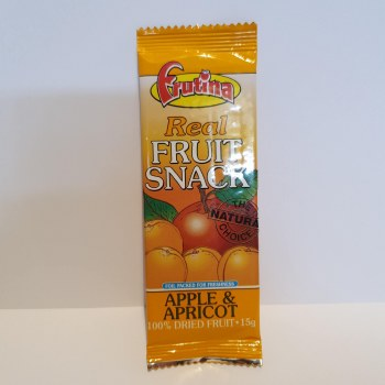 Apple & Apricot Fruit Snack