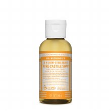 Citrus Orange Castille Soap
