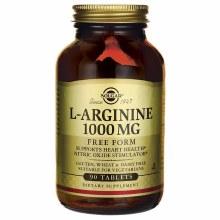 L- Arginine 1,000mg