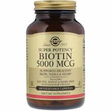 Biotin 5,000ug
