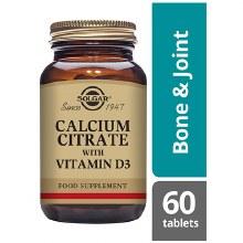 Calcium Citrate D3