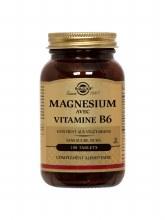 Magnesium & Vit B6