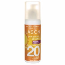 SPF 20 Facial Sunscreen