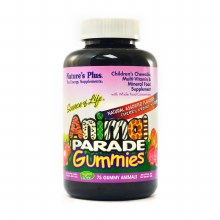Animal Parade Gummies - Assorted Fruit Flavors