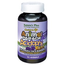 Animal Parade Acidophi Kidz Chewables Natural Berry