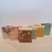 Assorted Hand-made Soaps