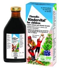 Kindervital Liquid