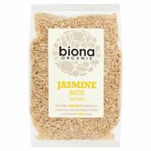 Org Brown Basmati Rice