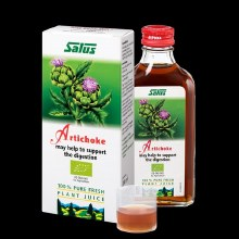 Artichoke Plant Juice