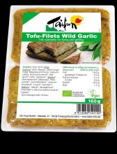 Wild Garlic Tofu Fillets