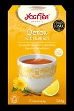 Detox Dandelion Lemon