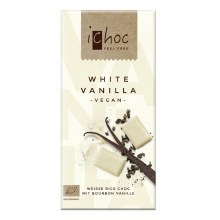 Org White Vanilla Chocolate
