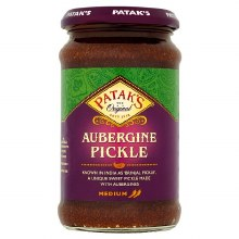 Brinjal Aubernige  Pickle