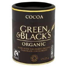 Organic Cocoa F/T