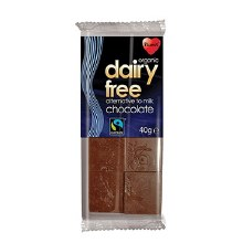 """Milk"" Chocolate Dairy Free"