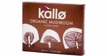 Org Mushroom Stock