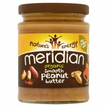 Org Peanut Butter Smooth