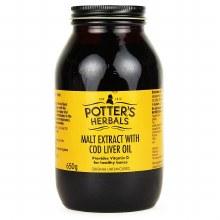 Malt & Cod Liver Oil