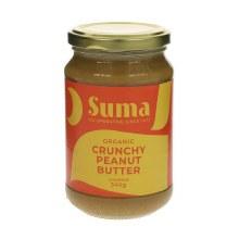 Org Crunchy Peanut Butter