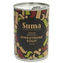 Org Minestrone Soup