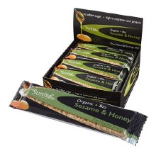 Org Sesame Honey Bar