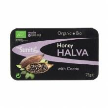 Org Chocolate Halva