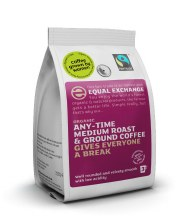 Org Medium Roast Ground Coffee