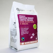 Org Medium Roast Coffee Beans