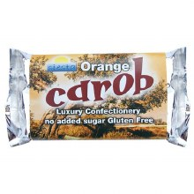 Carob Bar N/S   Orange