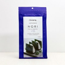 Japanese Nori - Dried Sea Vegetable (Untoasted)