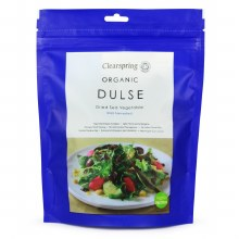 Organic Atlantic Dulse - Dried Sea Vegetable