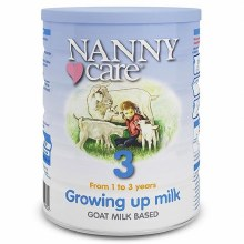 Growing-up Goats Milk 3