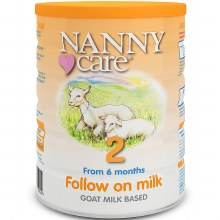 Goats Follow on Milk-2
