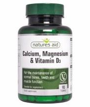 Calcium Magnesium & Vitamin D3