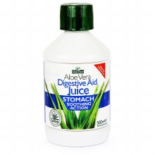 Aloe Pura Aloe Vera Digestive Aid Soothing Action Juice