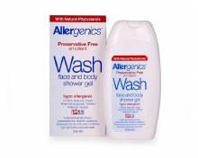 Allergenics Shower Gel
