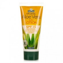 Aloe Sun Cream SPF 15