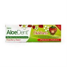 Aloe Kids Toothpaste Strawberry