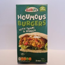Houmus Burgers