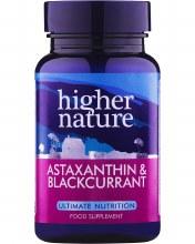 Astaxanthin & Blackcurrant
